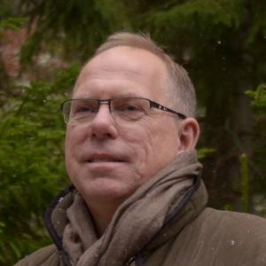Klas Gustavsson, Växjö stift